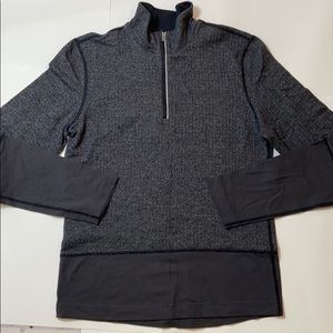 Lululemon Tweed long sleeve sweater Sz 8 -  2113